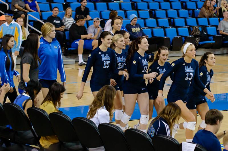 UCLA Women's Volleyball vs. Oregon @ Pauley Pavilion