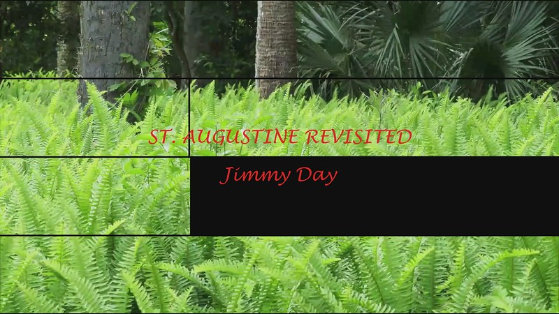 ST. AUGUSTINE REVISITED