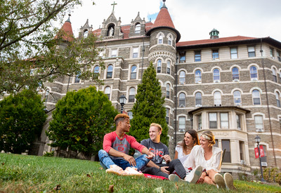 20190924_Chestnut Hill College Fall Stock Photos