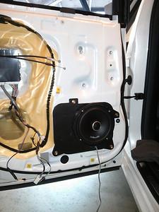 2003 Lexus GS300 Rear Door Speaker Installation - USA