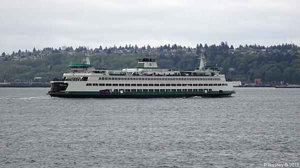 20 Apr 2019 Washington State Ferries & Misc Seattle