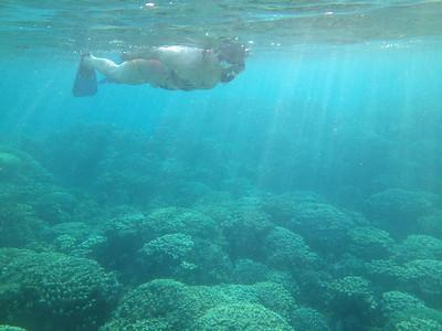 2014-03-28 Family Beach Snorkeling