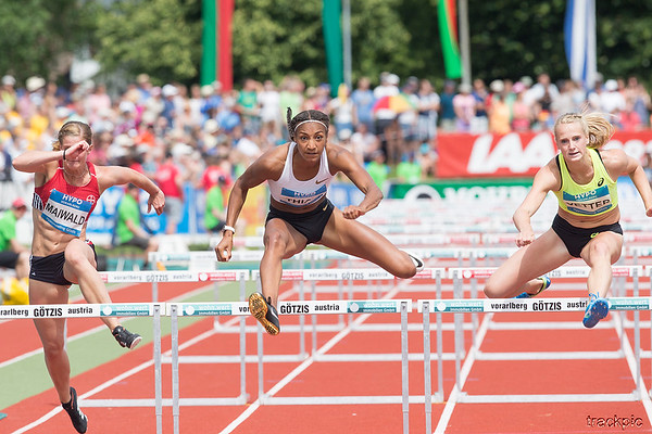 Hypomeeting 2018, Heptathlon, Day 1