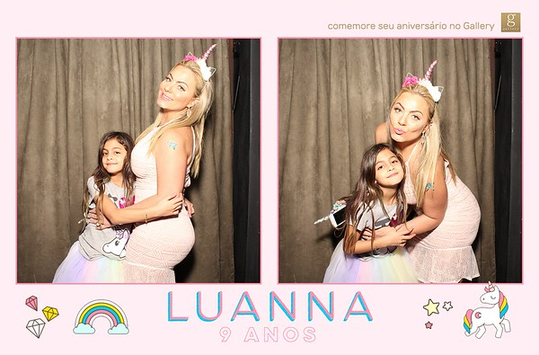 Luanna 9 Anos