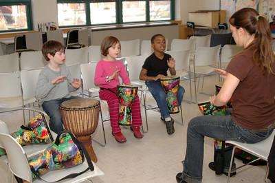 Drum Class 2008
