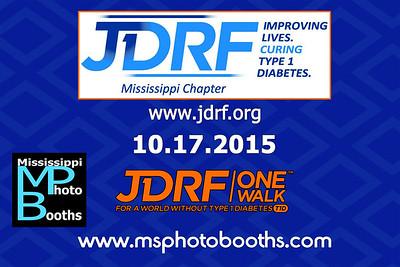 2015-10-17 JDRF One Walk