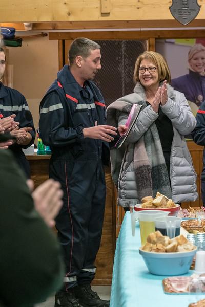 Vœux des pompiers 2019