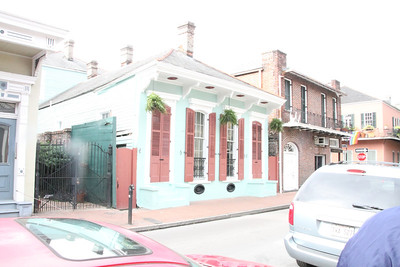 LeMonde Creole New Orleans Walking Tour