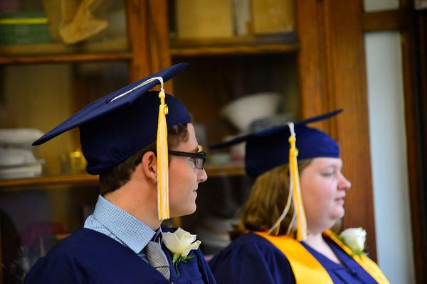 St. Michael celebrates Class of 2021 - 061121