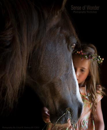 """Sense of Wonder"" Childrens Photography Workshop"