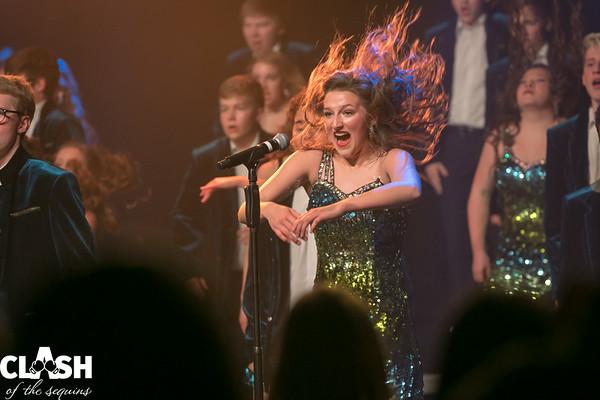 Westside-The Amazing Technicolor Show Choir