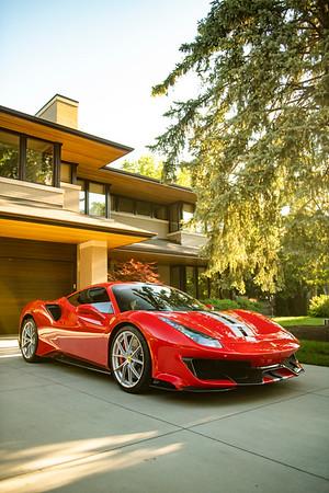 MM Ferrari 488 Pista
