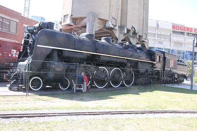 Toronto Railway Museum - 15 September 2015