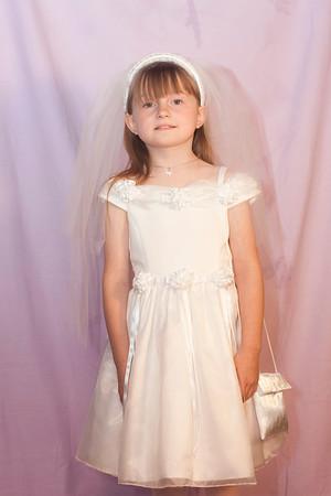 Paige Communion 5-8-2011