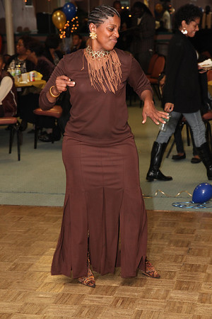2011 Partying at Bonny's 50th