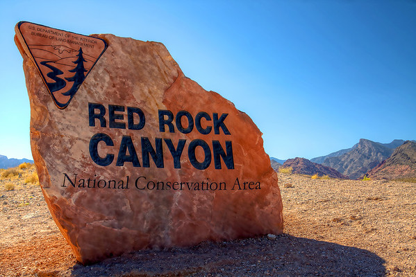 Red Rock Canyon (HDR)