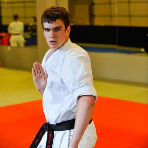 Nathan Karate pics