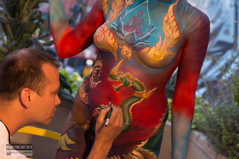 Body Fine Art 2015 - Steven Horlock