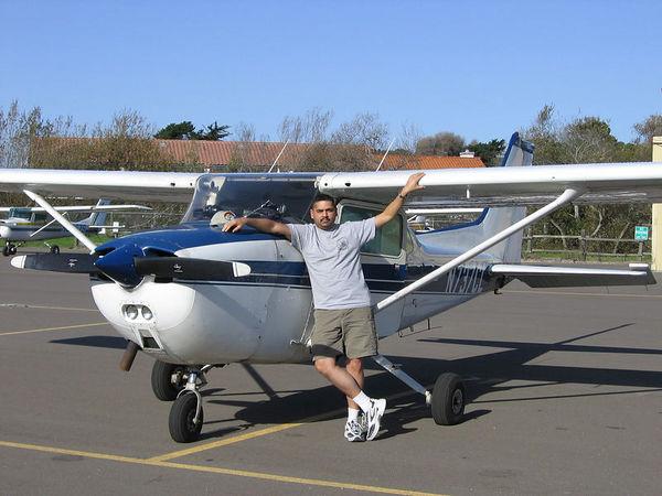 Flight to Oceano