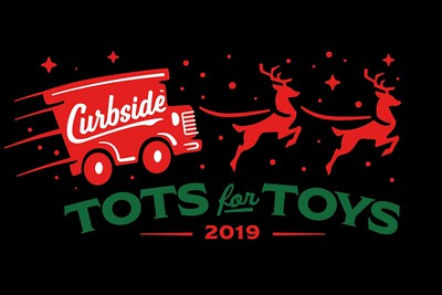 Curbside's Tots For Toys 12/13/19