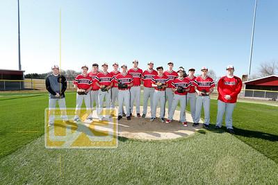 Lincoln baseball BB18