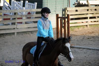 Fall Equestrian Club 10-28-13 Mr. O'Connor