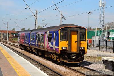 2013 - Northern Rail
