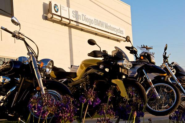 San Diego BMW - WorldRider Presentation