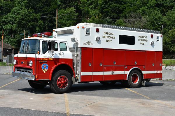Company 21 - Luke Fire Department (Luke Mill)