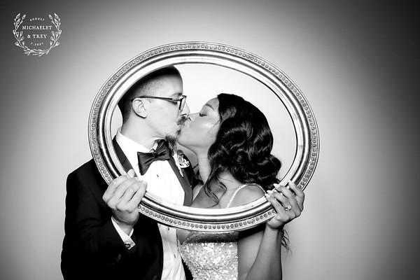 Michaelet and Trey Wedding