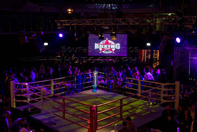 2012 August Corporate Fighter - UNSW Roundhouse