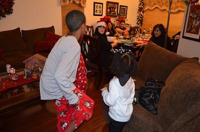 Christmas & Christmas Eve  2011