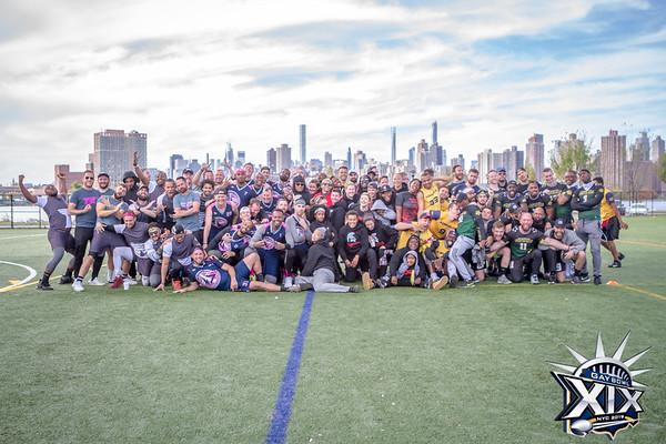 2019 GBXIX New York - Team Photos & Championship post game shots