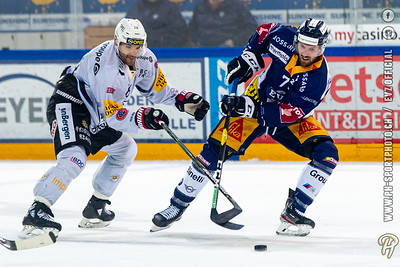 National League: EVZ - HC Fribourg-Gottéron