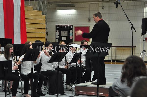 04-13-19 NEWS Paulding School Bands Concert