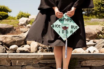 Jen Graduates 2018