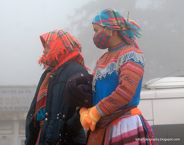 Another freezing day in Sapa, Vietnam pt 4 - January 2012