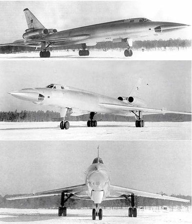 Tupolev T22 something but what is it..
