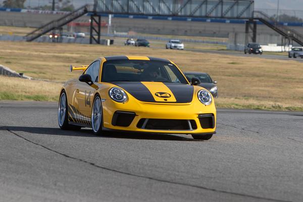 Custom Gallery - Yellow Porsche 14