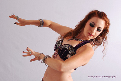 Ashley Lopez Belly Dancer