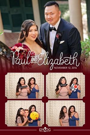 Paul & Elizabeth (prints)