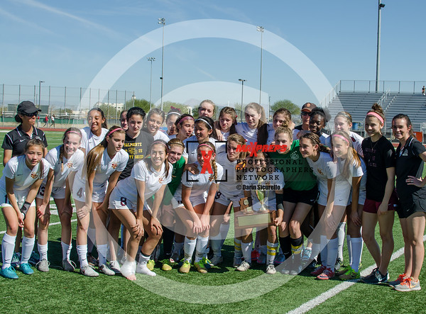 Girls Soccer 2016 Notre Dame vs Sal Pointe Catholic
