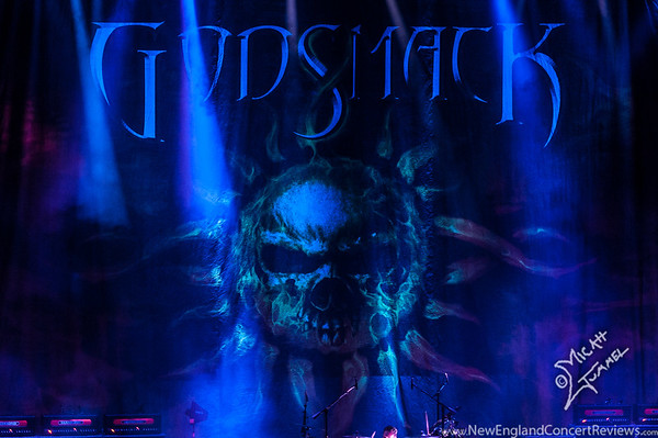 Godsmack At The Comcast Center MA