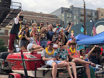 2018 Eagles and Jimmy Buffett (Coors Field) 06/28/18