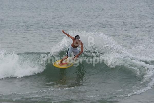 Outer Banks-Skim Boarding