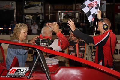 Lebanon Valley Speedway - 9/2/17 - Lucas Ballard