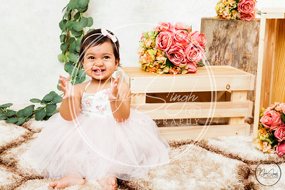 Jade baby 1 year shoot 2019