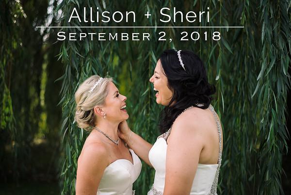 Allison + Sheri