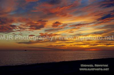Landscapes, Montauk, NY, Montauk Point Sunrise 07.03.10