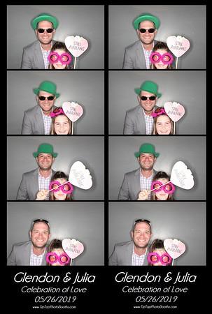 Glendon & Julia's Wedding